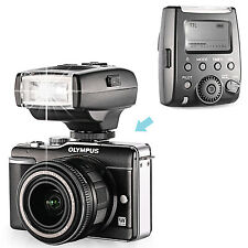 Neewer TTL Flash Speedlite For Panasonic Olympus Leica with Mini USB Interface