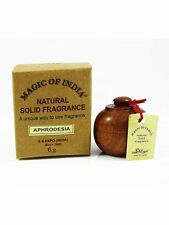 Magic of India Natural Solid Perfume APHRODESIA Fragrance,(Pack of 5) 6gm Each