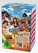 One Piece Unlimited Cruise SP Limited Ed 3DS PAL *NEW!*