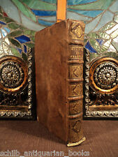 1690 1st ed Fashion Origin of WIGS Hair Baldness Clergyman Thiers Royal Courts