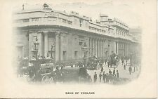 CARTE POSTALE / POSTCARD ROYAUME UNI ANGLETERRE BANK OF ENGLAND