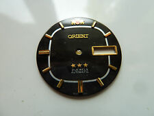 Orient Watch *NEW* DIAL 21 J auto Black...NEW OLD STOCK!!!