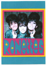 RONETTES POSTER. Phil Spector, Girl Groups, 60's Pop.