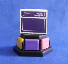 Trivial Pursuit Totally 80's Mead Trapper Keeper Replacement Game Token Pawn