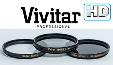 HD Vivitar 3-Pcs UV Polarizer & ND8 Fundamental Filter Set For Nikon D3400 D5600