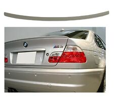 SPOILER / LAME DE COFFRE EN ABS LOOK CSL BMW SERIE 3 E46 BERLINE / COUPE