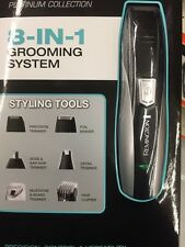 Reminton Platinum Collection 8 in 1 Shave grooming system