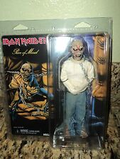 IRON MAIDEN THE EDDIE PIECE OF MIND ACTION FIGURE NECA DOLL TOUR RETRO STYLE