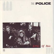 """THE POLICE  King Of Pain & Tea In The Sahara Live  PICTURE SLEEVE  7"""" record NEW"""