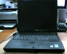 Dell Latitude C610 P01L 4F343 Laptop Notebook AS IS FOR PARTS