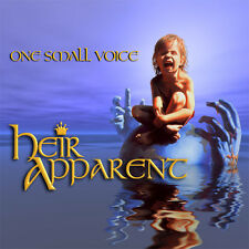 Heir Apparent-One Small Voice CD/DVD Queensryche, Lethal, Fifth Angel, Gargoyle