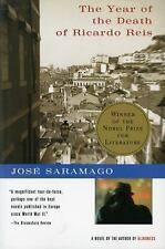 The Year of the Death of Ricardo Reis by Jose Saramago Paperback Book (Eng)  NEW