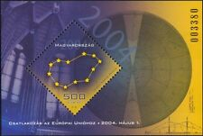 Hungary 2004 Accession to European Union/Maps/Politics/People 1v m/s (n45214a)