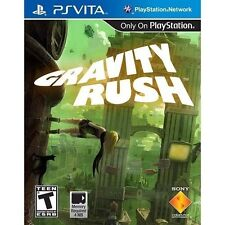 Gravity Rush [Playstation PSV PS Vita, Portable Explore Adventure Discover] NEW