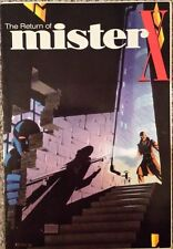 MISTER X (RETURN OF) TPB SOFTCOVER (1986)