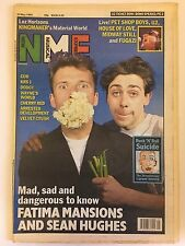 NEW MUSICAL EXPRESS NME MAGAZINE 23 MAY 1992  FATIMA MANSIONS  SEAN HUGHES   LS