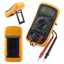 Multímetro Digital Voltímetro OHMímetro Amperímetro medidor de ohmios XL-830L