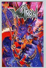 Voltron #4 VF 2012 1st Print Alex Ross Cover