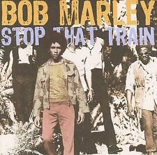BOB MARLEY Stop That Train CD NEW Comp. DBK Works dbk117 lee scratch perry