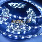 5M Black PCB 5050 Cold White Waterproof LED Strip light High power 300leds 12V