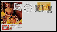 1955 Halloween Rheingold Beer Featured on Collector's Envelope *A099