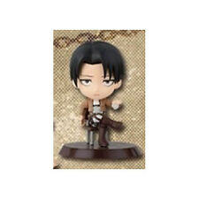 Attack on Titan 3'' Levi Chibi Kyun Prize Figure Licensed NEW