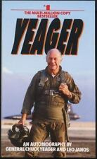 Yeager: An Autobiography, Chuck Yeager, 0553256742, Book, Acceptable