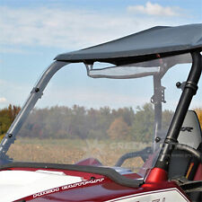 New Front Full Windshield NON FOLDING For Polaris RZR 570/800/S800/XP900&More