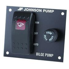 Tableau de commande pompe JOHNSON PUMP 12V 34-1224