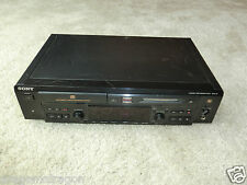 Sony MXD-D3 CD-Player & MiniDisc Recorder, CD-Text, keine FB, 2J.Garantie