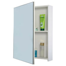 "20"" Wide Wall Mount Mirrored Bathroom Medicine Cabinet Storage Mirror Door New"