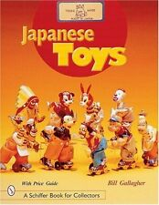 NEW Japanese Toys: Amusing Playthings from the Past. (Schiffer Art Books)