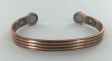 MENS BIO HEALING COPPER MAGNETIC THERAPY BRACELET - ARTHRITIS PAIN RELIEF
