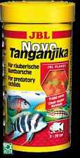 JBL NOVO TANGANJIKA TROPICAL CICHLID LAKE MALAWI FLAKE FISH  FOOD 1L/172g