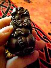 Pi Xiu Temple Lion Dog Talisman/Massage Tool - for Protection & Good Luck