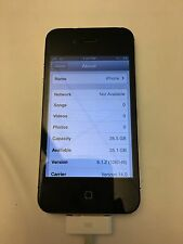 Apple iPhone 4 - 32GB - Black (Verizon) Smartphone