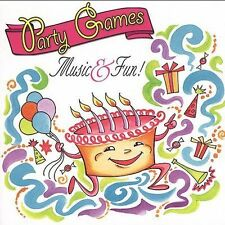 FREE US SHIP. on ANY 2 CDs! NEW CD Party Games: Party Games Music & Fun