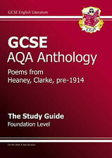 GCSE English Literature AQA Anthology: Heaney and Clarke Pre 1914 Found...