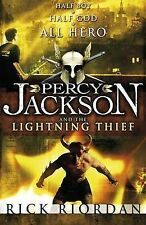 Percy Jackson and the Lightning Thief, Rick Riordan