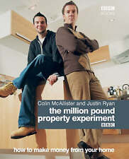 The Million Pound Property Experiment: How to Make Money from Your Home,GOOD Boo