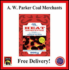 Heat Economy non-approved Smokeless fuel coal half tonne 25x20kg bags