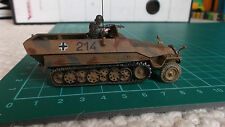Forces of Valor 1:72 GERMAN Tank Tyres & Tracks SD KFZ 251 Toy Diecast II W War