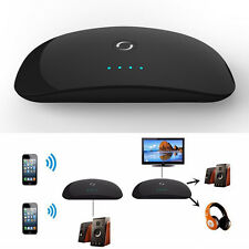 2in1 Wireless Bluetooth 3.5mm Transmitter and Receiver A2DP Stereo Audio Adapter