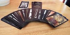 Tarot Of The Secret Forest 2005, With Book. 83 Cards Deck.