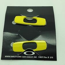 AUTHENTIC OAKLEY BATWOLF REPLACEMENT ICON TEAM YELLOW 08-064 BRAND NEW