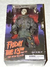 Mezco Cinema of Fear 12 Inch The New Blood Jason Voorhees Friday the 13th figure