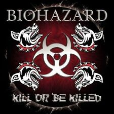 Kill Or Be Killed by BIOHAZARD near mint will combine s/h