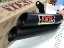 AUSPUFF IXIL HYPERLOW XL BLACK PLUS KAWASAKI Z 750 07-14 & Z 750 R AB 11