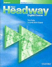 Oxford NEW HEADWAY Beginner Workbook (with key) NEW