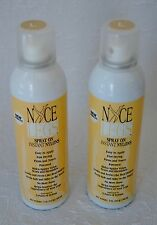 NYCE LEGS Spray On Instant Nylons - Light - Make up for your legs! Set of 2